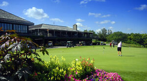 Gold CLUBLINK membership at the Country Club