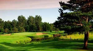 Val des lacs golf club ticket for 4 people