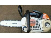 Stihl ms 201t top hamdle chainsaw