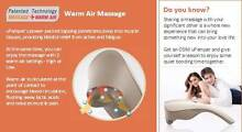 Osim Upamper handheld massage with Heat and Ions (Original Box) Stanmore Marrickville Area Preview