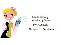 House Cleaning service by Ilona
