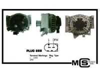 ALTERNATOR Mercedes 211 E 200 E 220 E 270 2.2 CDi 2.7 CDi 200 A AMP ALTERNATOR AMS008