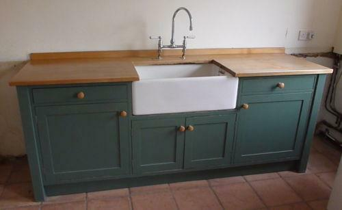 Kitchen unit with sink ebay for Kitchen unit set