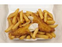 Fish & Chip Shop takeaway - lease for sale