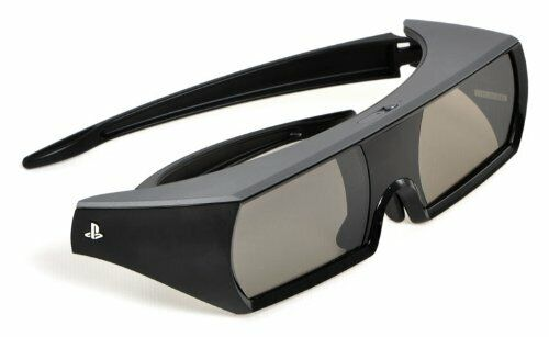 Sony CECH-ZEG1U Active Rechargeable Playstation 3 3D Glasses