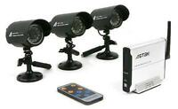 ASTAK Night Vision Wireless Cameras + Monitor + Free Delivery