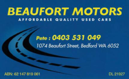 Beaufort Motors