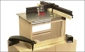 Veritas Router Table System with Stand