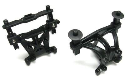 Traxxas 5314  Front / Rear Body Mounts & Posts for the 1/10 E-Revo & Nitro Truck