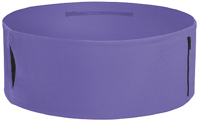 The TUBE Wearable Waistband One Band 3 Pockets Lavender//Black Small-Medium