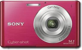 sony pink camera like new £30 ono