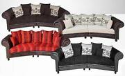 sessel kolonialstil ebay. Black Bedroom Furniture Sets. Home Design Ideas