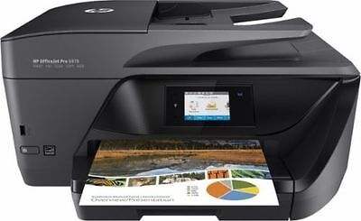 Hp Officejet Pro 6978 Wireless All In One Photo Printer With Mobile Printing