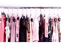 155cm Long Chrome Wardrobe Clothes Rail Pole 20mm Thick Diameter(ONLY Rail being sold,nothing else)