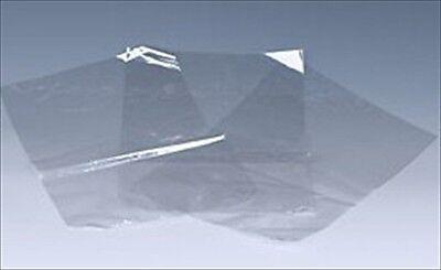 100- 6 X 11 Pvc - Shrink Wrap Bags -cd-dvd-etcblowout