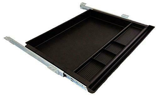 Pencil Drawer by NYCCO Underdesk Drawer 23 Inch Wide - Ball-Bearing Slides -