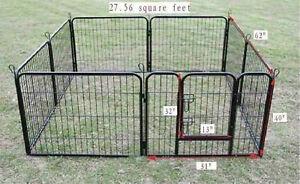 cages et enclos