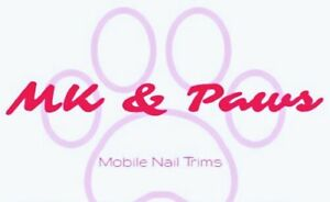 In Home Pet Nail Trims!
