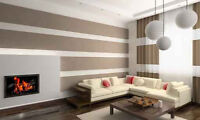 Professional Painting Services: From 4½ 450$, 5½ 550$, 6½ 650$