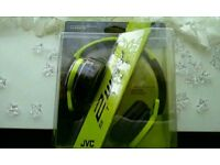 JVC 2way style headphones