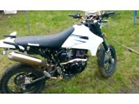 Lexmoto adrenaline 125cc motorbike