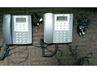 Two Fortune Radius 300 Home/Office - Business Telephones