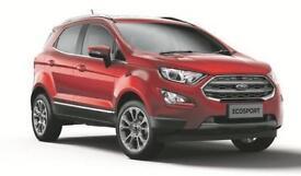 2018 Ford EcoSport 1.0 EcoBoost 125 Titanium 5 door Petrol Hatchback