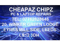 Cheapaz Chipz PC & Laptop Repairs