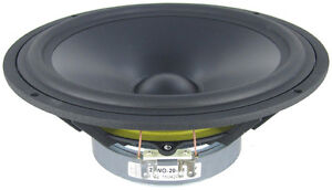 """8"""", 8 Ohm Home Audio Woofers"""