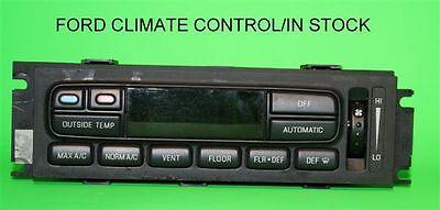 (2003 - 2011 Ford Crown Victoria, Grand Marquis HVAC Auto Climate Heater Control)