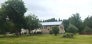 Bungalow on 11 Acres! w/ Private Backyard/Ducted Heat Pump