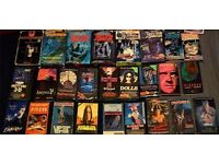 VHS Horror Films Wanted VHS Cassette Tapes Cash Paid