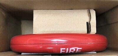 Edwards Gchfrf-s7 Red Fire Alarm Speaker