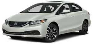 """2015 Honda Civic EX """"Strong reliability, safety, comfort and..."""