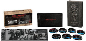 • • • COLLECTOR'S BOX SET / SONS OF ANARCHY BLU-RAY • • •