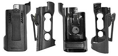 Motorola Pmln5880a 2-way Radio Carry Holster Wclip Fits Apx60008000 Xe