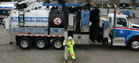 Hydrovac Drivers Wanted - $30/hr