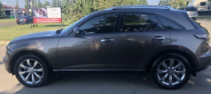 2005 Sport Infiniti FX45 for Sale with Carproof for $5700