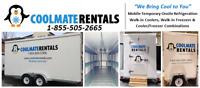 Mobile Refrigeration - Walk in Freezer & Walk in Cooler Rentals