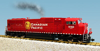 Used, USA Trains G Scale SD70 MAC Diesel Locomotive R22611 Canadian Pacific red for sale  Shipping to Canada