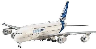 Revell 04218 Airbus A380 Livery Aircraft Plastic Kit 1/144