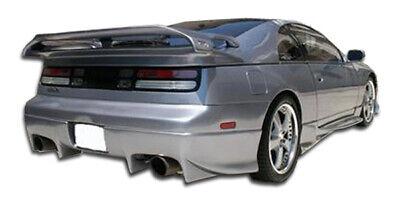 90-96 Fits Nissan 300ZX Vader Duraflex Rear Bumper Lip Body Kit!!! -