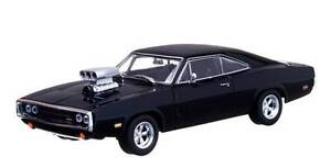 Fast & Furious Dom's 1970 Dodge Charger R/T - 1:43 scale #85201 Killarney Vale Wyong Area Preview