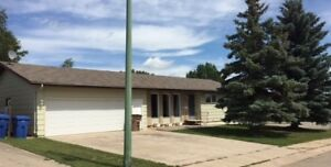 4 bedroom home in desired area of Melfort