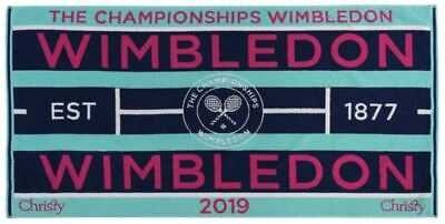 Wimbledon 2019 on Court Damen Tennis Handtuch von Christy