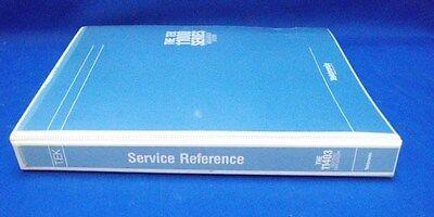 Tektronix 11403 Digitizi Oscilloscope Service Reference