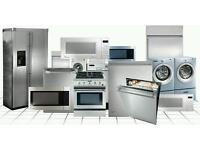 Washing machine, dryers, electric oven and cookers, hobs, fridges repair and instalation