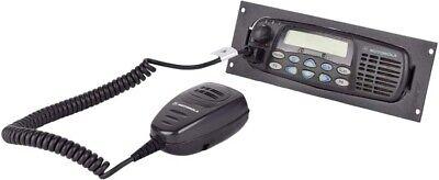 Motorola Cdm1550-ls Gcn6114b Uhf Mobile Radio Display Aarmn4025c Microphone
