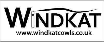 Windkat Chimney Cowls