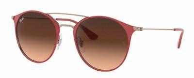 Ray-Ban Damen Sonnenbrille RB3546 9072/71 52mm rot Vollrand S D4 H